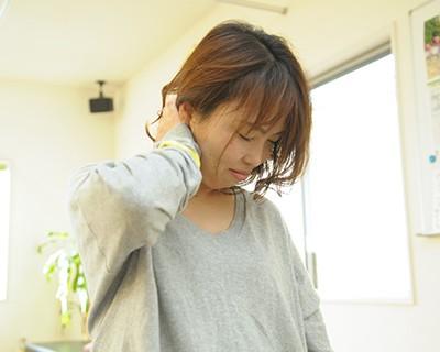 肩・首の痛みはなぜ起こるの?イメージ